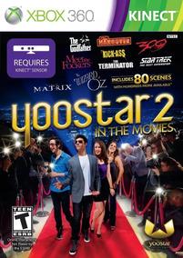 Jogo Yoostar 2 In The Movies Original Xbox 360