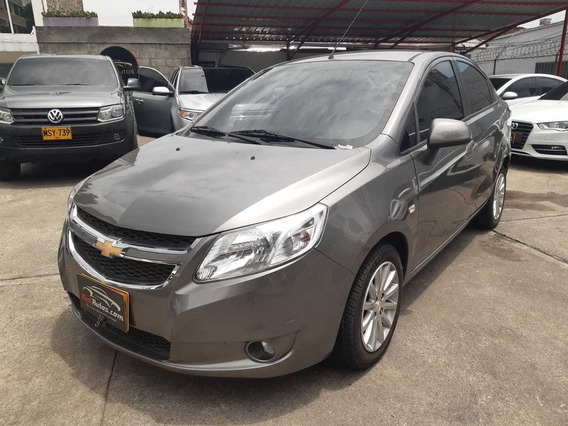 Chevrolet Sail Ltz Mecanico 1.4 4p Aa 2ab Abs 2019