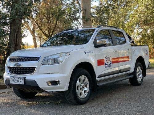Chevrolet S-10 4x2 2.4 Nafta 2013 Único Dueño Igual A Nueva!