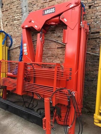 Munck Argos 20 P/ 10 Ton 100% Reformado