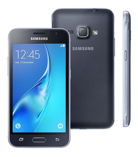 Samsung Galaxy J1 2016 J120h/ds 8gb Vitrine Barato
