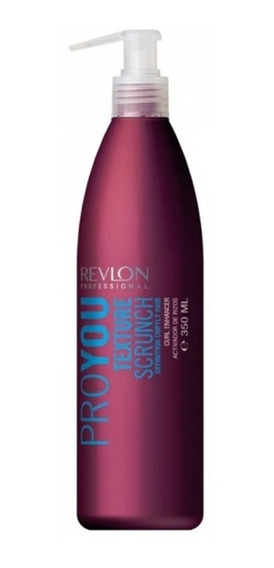 Activador De Rizos Revlon Proyou Texture Scrunch 350 Ml