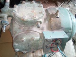 Motocompresor Hp 7,5 Refrigeración