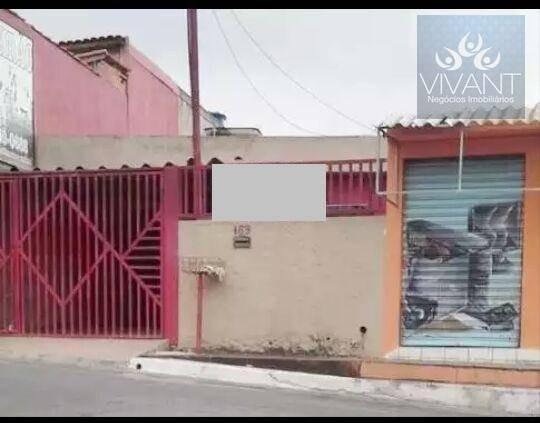 Casa Residencial À Venda, Jardim Revista, Suzano. - Ca0030