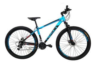 Tec-jb Deportes - Bicicleta Selva 29 H Azul/negro Mate Rali
