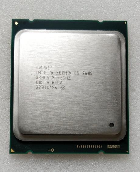 Processador Intel® Xeon® E5-2609 Cache De 10m, 2,40 Ghz