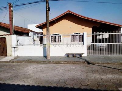 Casa Lado Praia Em Itanhaém Com 4 Dorms-cod: 50 - V50