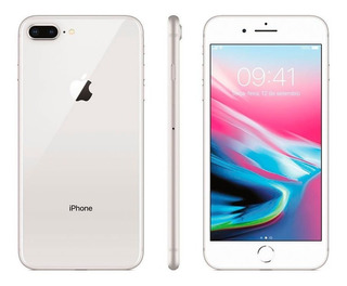 iPhone 8 Apple Plus 256gb Tela Retina Hd De 5.5 Polegadas