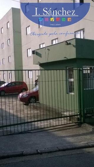 Apartamento Para Venda Em Poá, Vila Perracini, 2 Dormitórios, 1 Banheiro, 1 Vaga - 170712a