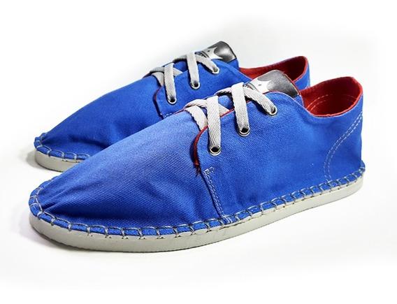 Alpargata C/ Cadarço Tênis Sneakers Origine Confortável
