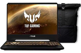 Laptop Gamer Asus Tuf Gaming Intel Core I5 8300h 8gb 1tb Ssd 128gb 15.6 Full Hd Geforce Gtx 1050ti 4gb + Mochila Gamer