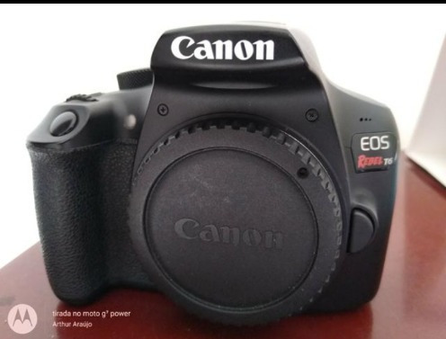 Canon T6 + 55-250mm