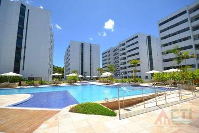 Apartamento Com 4 Dormitórios À Venda, 158 M² Por R$ 1.000.000 - Casa Forte - Recife/pe - Ap1022
