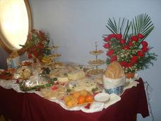 Pasapalos Salados Y Dulces Mesa De Quesos Coctelera Festejo