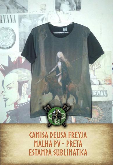 Camisa Deusa Freyja - Modelo Basico