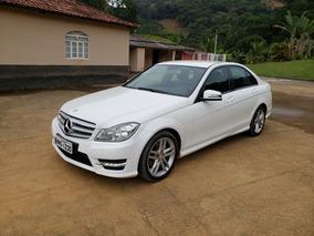 Mercedes C 180 Cgi Sport Turbo 1.6 156 Cv Ano 2013