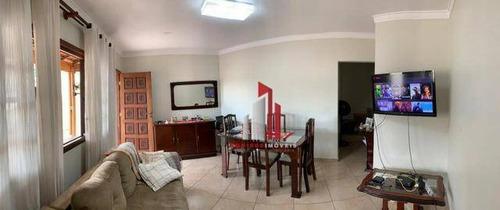 Sobrado À Venda, 130 M² Por R$ 749.980,00 - Parque Maria Domitila - São Paulo/sp - So0038