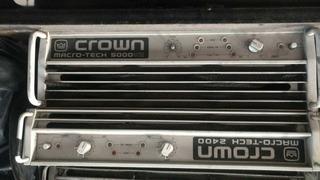 Potencia Crown Vz5000