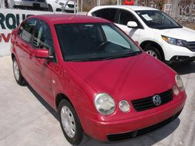 Polo Sedan,4cil, 4ptas,elec,d/h,tpag.qureretano.acepto Auto