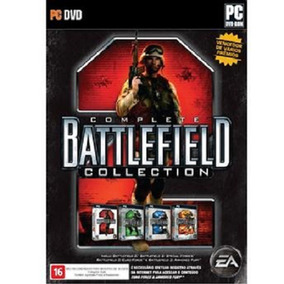 Game Pc Battlefield 2 - Complete Collection - Dvd-rom