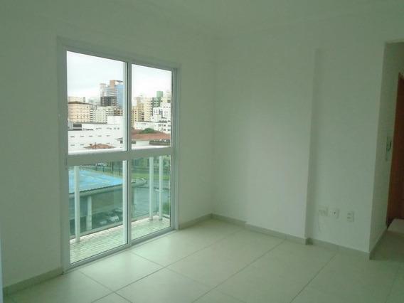 Apartamento Novo Com 2 Dormitórios Para Alugar, 54 M² Por R$ 1.950/mês - Campo Grande - Santos/sp - Ap3880