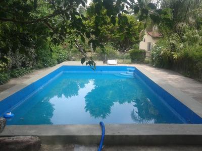 Alquiler Casa Quinta En Castelar . Este Finde Disponible!!!