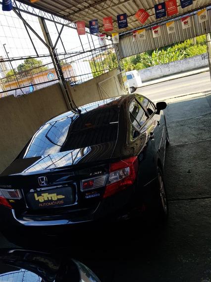 Honda Civic 2014 2.0 Lxr 16v Flex 4p Automatico