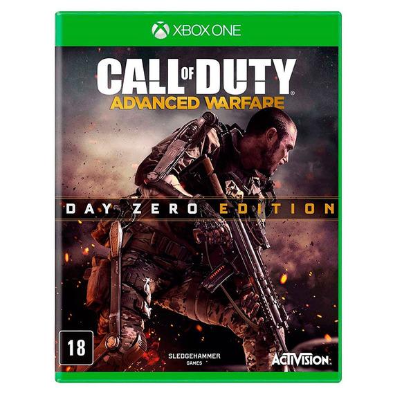 Call Of Duty Advanced Warfare Edicao Day Zero - Xbox One