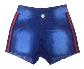 03 Shorts Jeans Feminino Hot Pants Promoção Atacado 36 Ao 44