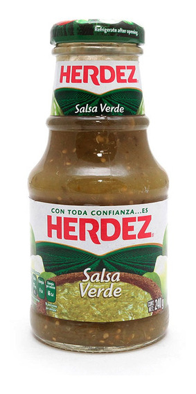Herdez Salsa Verde 240 Gr