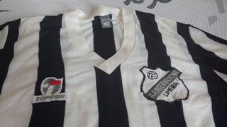 Camisa Internacional De Limeira Oficial De Jogo 1984.
