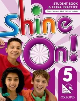 Shine On! 5 Students Book With Online Practice Pack