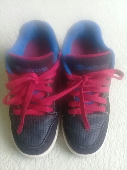 Tênis De Rodinhas Número 38 Heelys Original