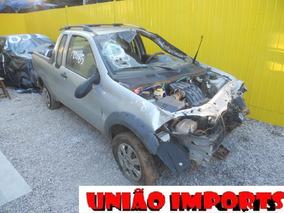 Sucata Fiat Strada Trekking Retirada De Peças