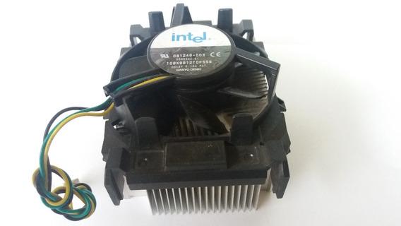 Rc 3617 Cooler Intel Usado Com Dissipador