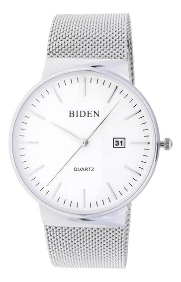 Biden Homens Relógio De Quartzo Moda Relógios De Lazer Prese
