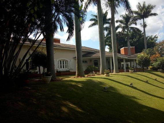 Casa Com 8 Dormitórios À Venda, 1200 M² Por R$ 5.600.000,00 - Condomínio Village Sans Souci - Valinhos/sp - Ca2305