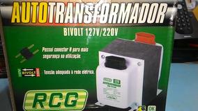 Autotransformador 2000va 1500w - Rcg Transformador
