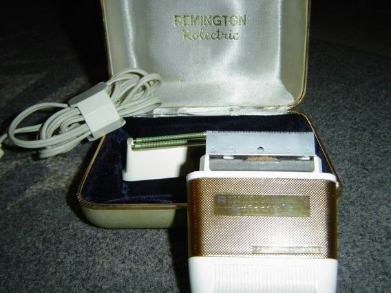 Afeitadora Eléctrica Remington Rolectric