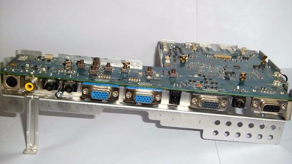 Placa Lógica E Sensores Projetor Sony Vpl-ex4