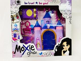 Castillo De Moxie Girlz Con Recamara De Juguete