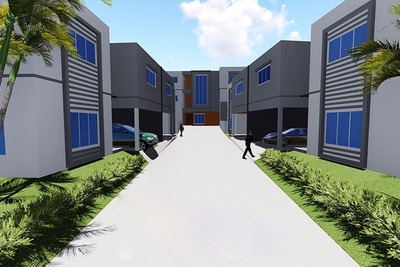 Modernas Casas En Construccion, Arroyo Hondo