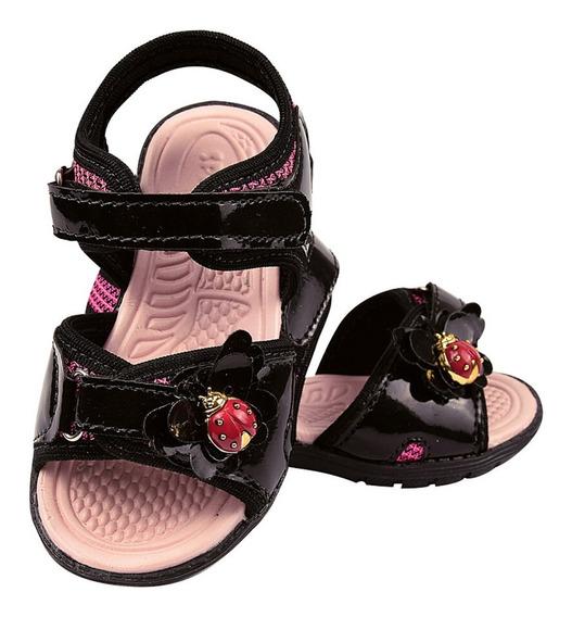 Sandália Feminina Papete Menina Bebe Criança Promoção Moda
