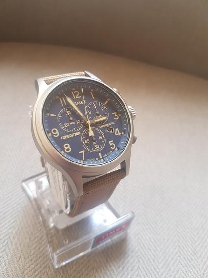 Relógio Timex Expedition Cronógrafo Importado