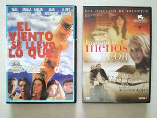Pack Alejandro Agresti- El Viento Se Llevo..y Un Mundo Menos