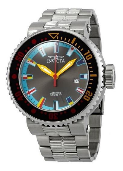 Relógio Invicta Pro Diver Automatic Black Dial