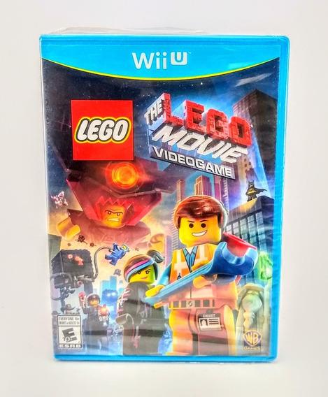 The Lego Movie Videogame Nintendo Wii U Postagem Imediata.