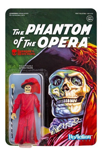 Super 7 Reaction Universal Monsters Phantom Of The Opera