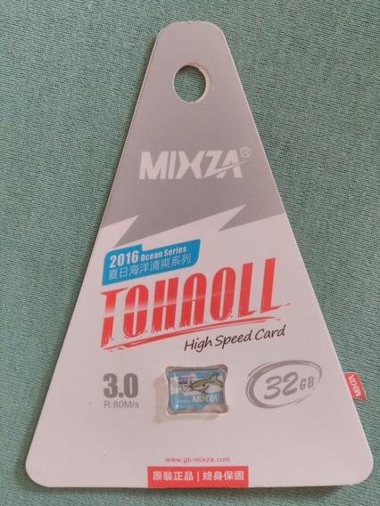 Cartão De Memória 32bb Mixza Tahaoll