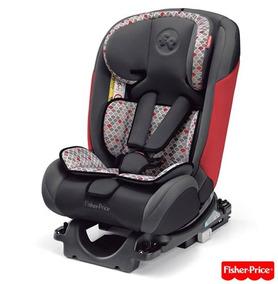 Cadeira Automotiva Crianças 0 Á 36 Kg Vermelho Fisher Price
